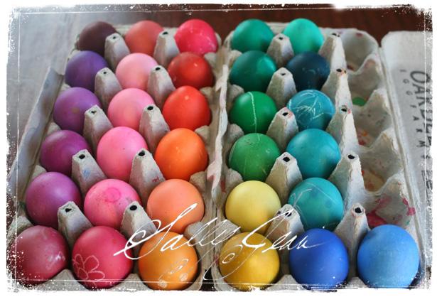 Color17Eggs